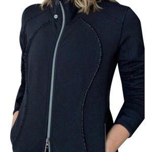Lululemon Nice Asana Special Edition Ruffle Jacket